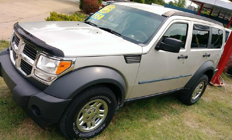 2008 Dodge Nitro for sale at Dynamite Deals LLC in Arnold MO