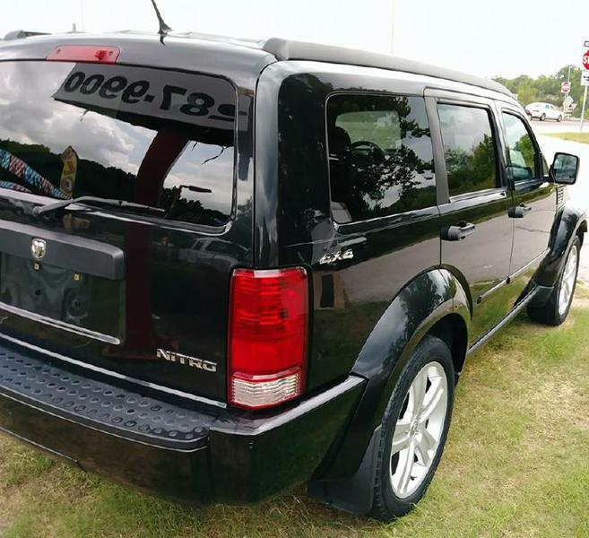 2011 Dodge Nitro for sale at Dynamite Deals LLC in Arnold MO