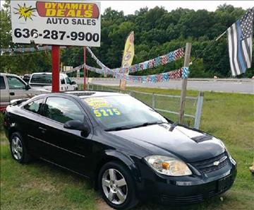 2010 Chevrolet Cobalt for sale at Dynamite Deals LLC in Arnold MO