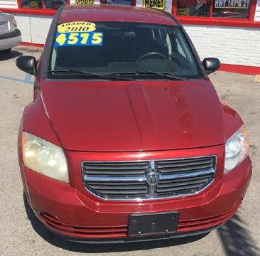 2010 Dodge Caliber for sale at Dynamite Deals LLC in Arnold MO