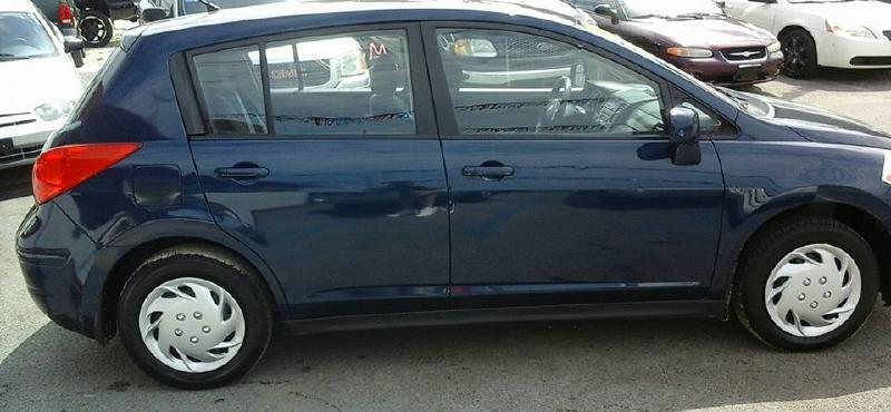 2012 Nissan Versa for sale at Dynamite Deals LLC in Arnold MO