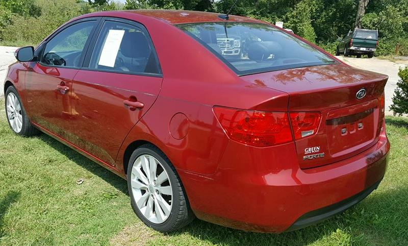 2010 Kia Forte for sale at Dynamite Deals LLC in Arnold MO