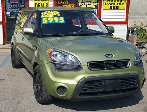 2012 Kia Soul for sale at Dynamite Deals LLC in Arnold MO