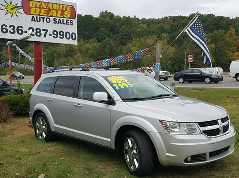2010 Dodge Journey for sale at Dynamite Deals LLC in Arnold MO