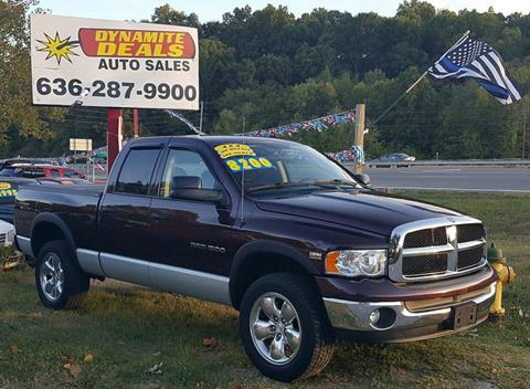 2004 Dodge Ram Pickup 1500 for sale in Arnold, MO