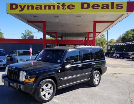 2006 Jeep Commander for sale in Arnold, MO