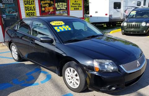2011 Mitsubishi Galant for sale in Arnold, MO