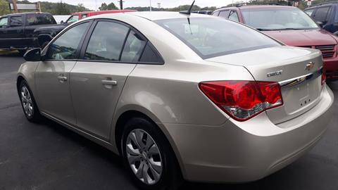 2013 Chevrolet Cruze for sale in Arnold, MO