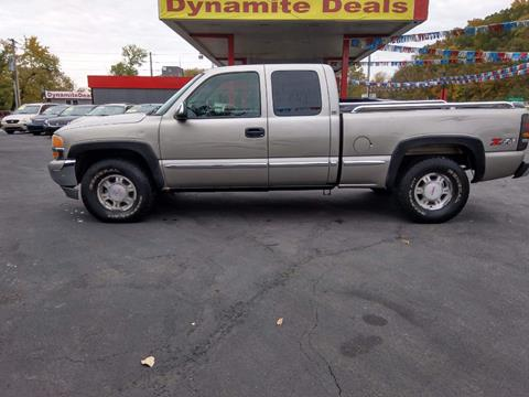 2002 GMC Sierra 1500 for sale in Arnold, MO