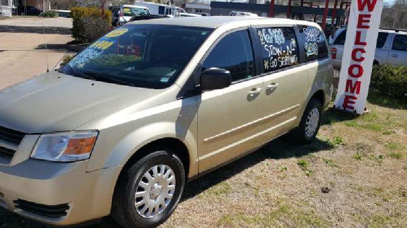 2010 Dodge Grand Caravan for sale at Dynamite Deals LLC in Arnold MO