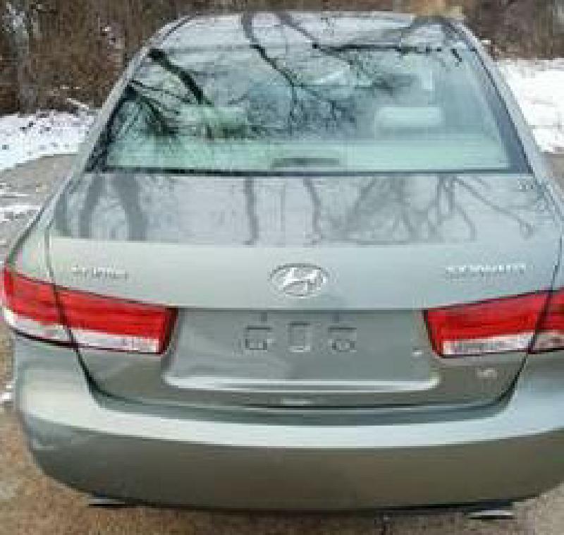 2007 Hyundai Sonata for sale at Dynamite Deals LLC in Arnold MO