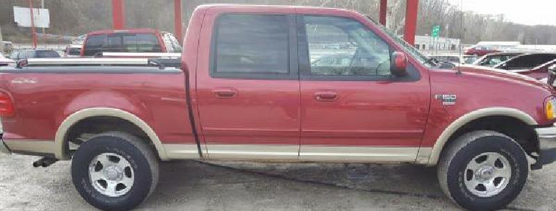 2001 Ford F-150 for sale at Dynamite Deals LLC in Arnold MO