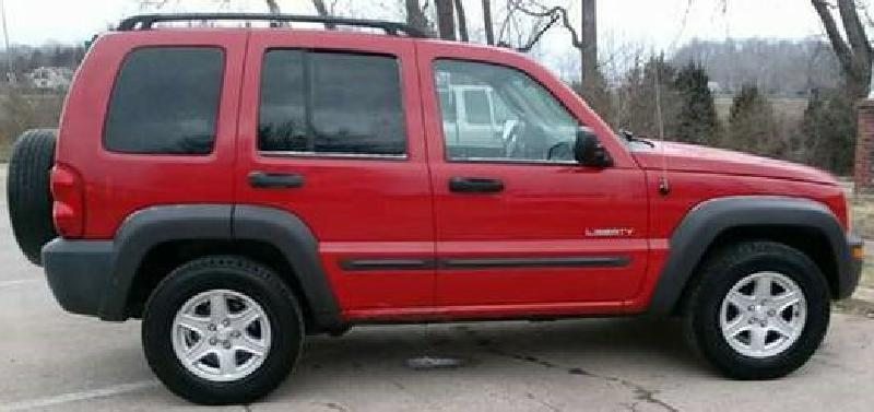 2004 Jeep Liberty for sale at Dynamite Deals LLC in Arnold MO