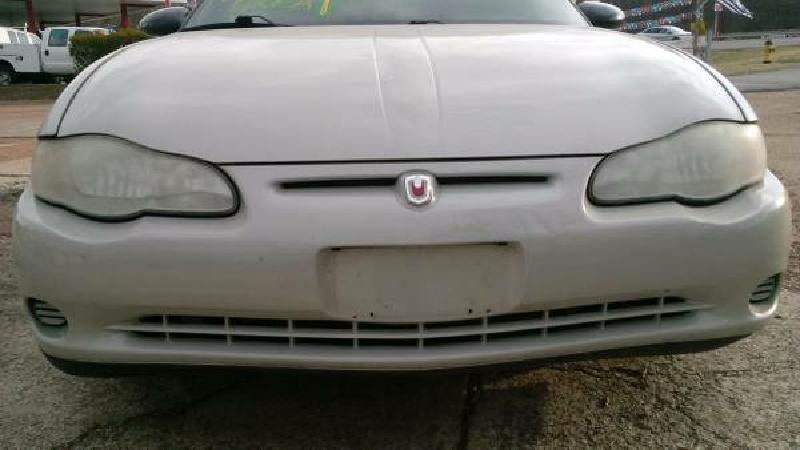 2003 Chevrolet Monte Carlo for sale at Dynamite Deals LLC in Arnold MO