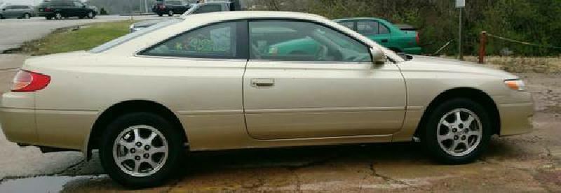 2003 Toyota Camry Solara for sale at Dynamite Deals LLC in Arnold MO