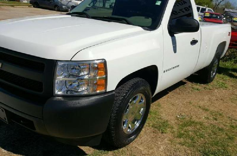 2007 Chevrolet Silverado 1500 for sale at Dynamite Deals LLC in Arnold MO
