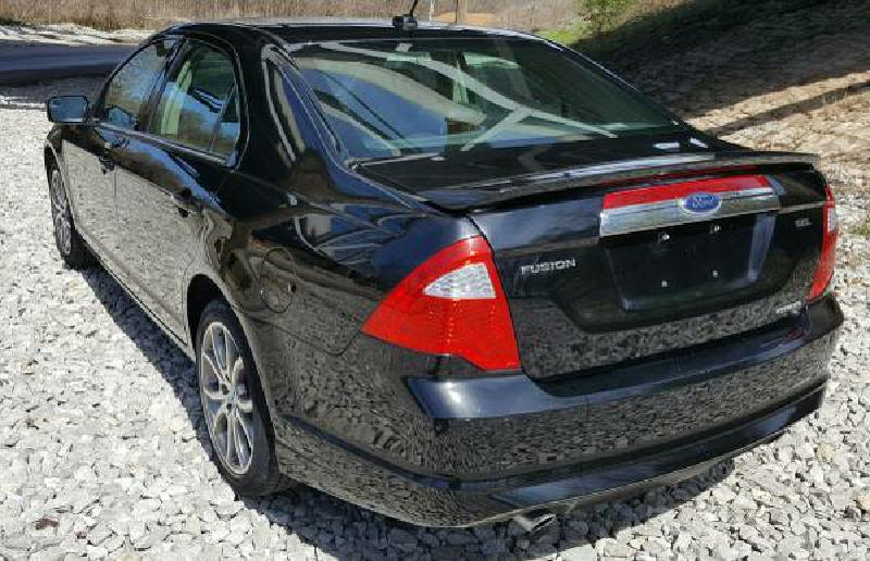 2012 Ford Fusion for sale at Dynamite Deals LLC in Arnold MO