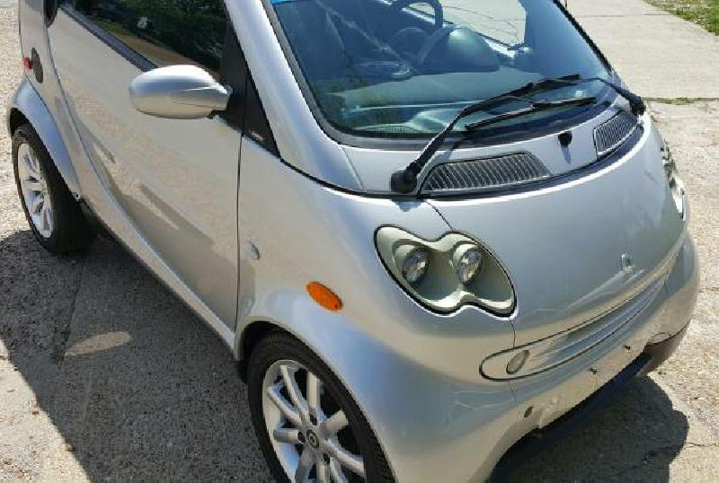 2005 Smart fortwo for sale at Dynamite Deals LLC in Arnold MO