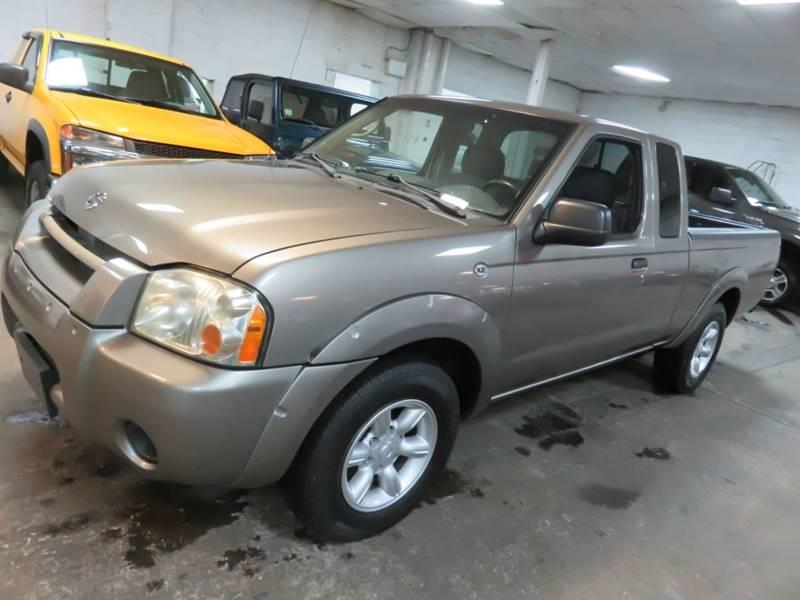 2004 Nissan Frontier For Sale At Auto Outlet In Pennsauken NJ