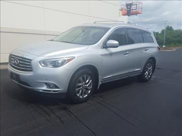 2013 Infiniti JX35 for sale in Centerville, OH