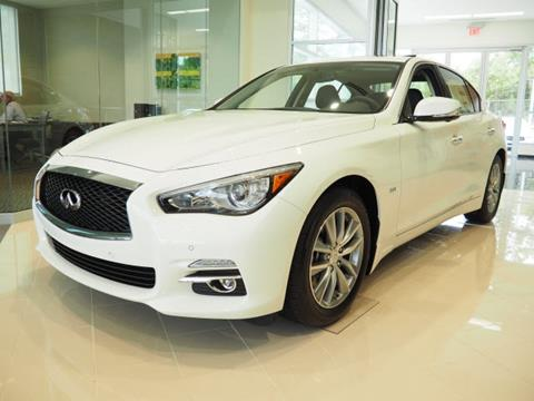 2017 Infiniti Q50 for sale in Centerville, OH