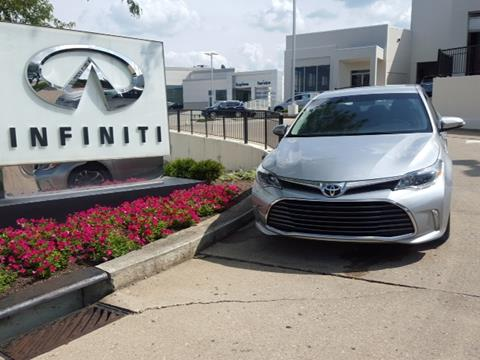 2016 Toyota Avalon for sale in Centerville OH