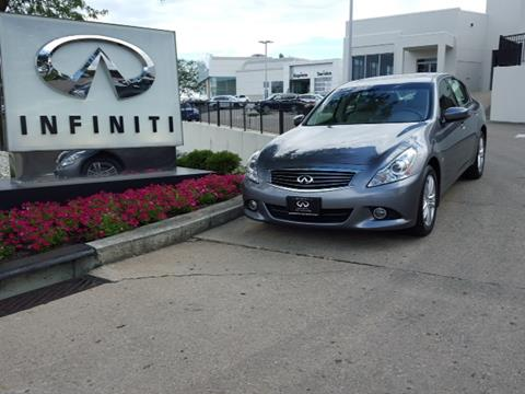 2015 Infiniti Q40 for sale in Centerville, OH