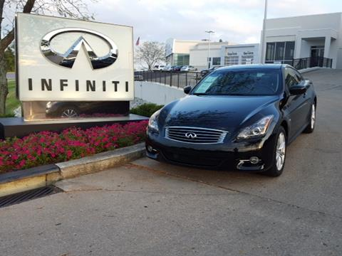 2014 Infiniti Q60 Coupe for sale in Centerville OH