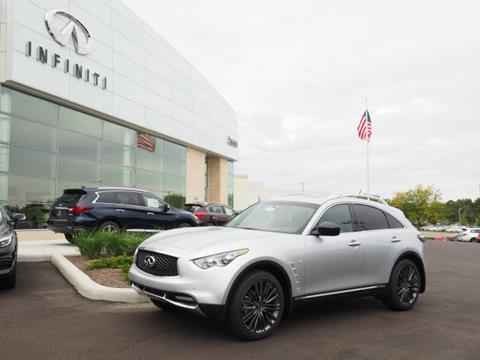 2017 Infiniti QX70 for sale in Centerville, OH