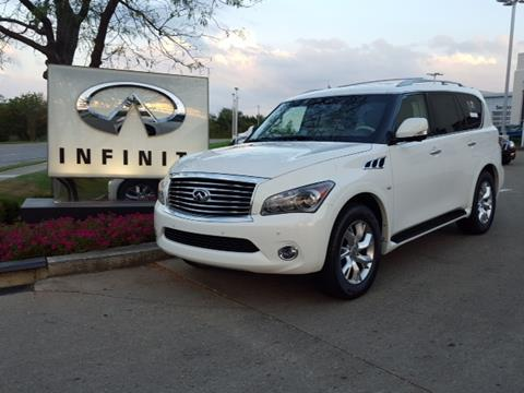 2014 Infiniti QX80 for sale in Centerville, OH
