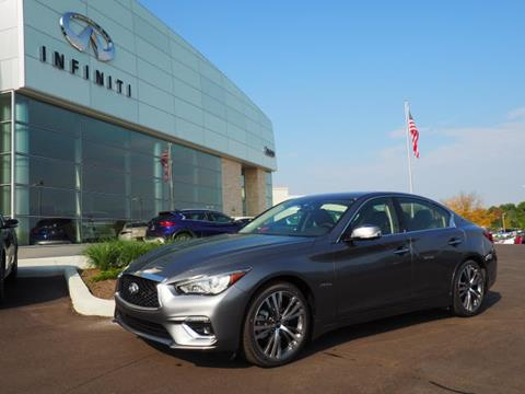 2018 Infiniti Q50 Hybrid for sale in Centerville, OH
