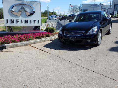 2013 Infiniti G37 Sedan for sale in Centerville OH
