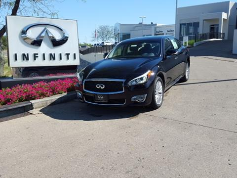 2016 Infiniti Q70L for sale in Centerville OH