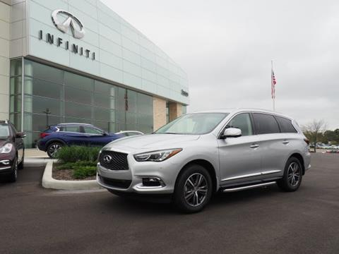 2017 Infiniti QX60 for sale in Centerville OH