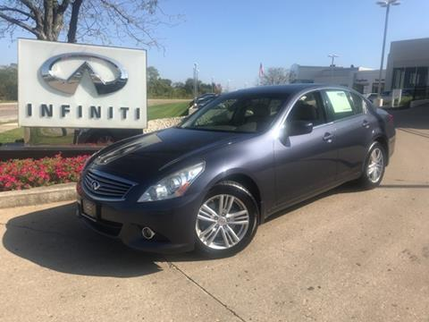 2010 Infiniti G37 Sedan for sale in Centerville OH