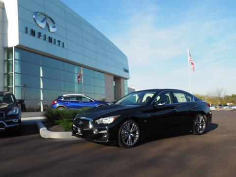 2018 Infiniti Q50 for sale in Centerville, OH