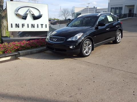 2014 Infiniti QX50 for sale in Centerville, OH