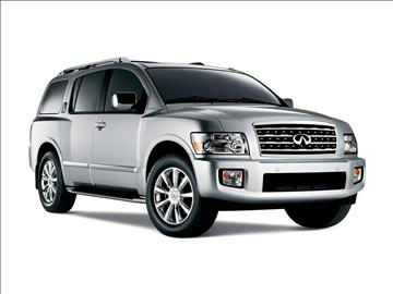 2008 Infiniti QX56 for sale in Centerville, OH