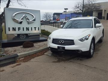 2013 Infiniti FX37 for sale in Centerville, OH