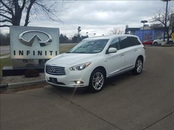 2014 Infiniti QX60 Hybrid for sale in Centerville, OH