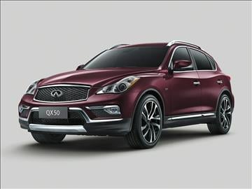 2017 Infiniti QX50 for sale in Centerville, OH