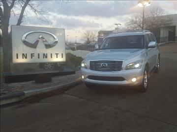 2012 Infiniti QX56 for sale in Centerville, OH