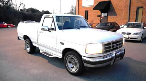 1995 Ford F-150 for sale in Charlotte, NC