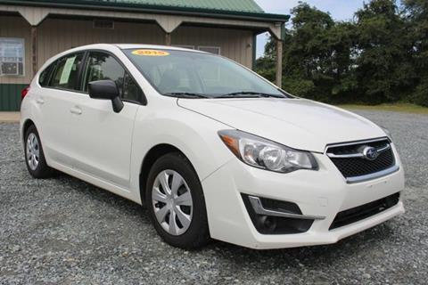 2015 Subaru Impreza for sale in Finksburg, MD