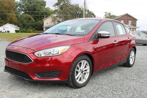 2016 Ford Focus for sale in Finksburg, MD