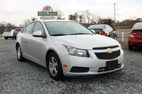 2014 Chevrolet Cruze for sale in Finksburg MD