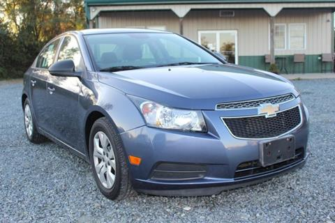 2014 Chevrolet Cruze for sale in Finksburg, MD