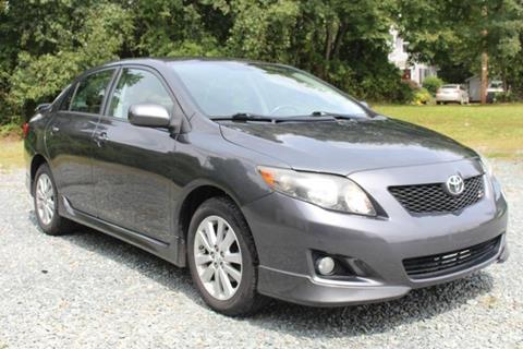 2010 Toyota Corolla for sale in Finksburg, MD