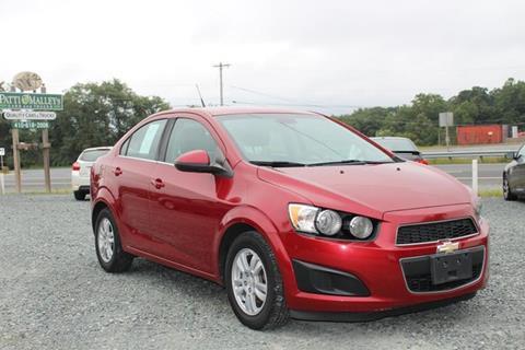 2012 Chevrolet Sonic for sale in Finksburg MD