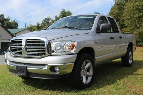2008 Dodge Ram Pickup 1500 for sale in Finksburg, MD